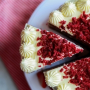 Hopeless Romantic - Red Velvet Cake with Cream Cheese Frosting