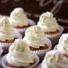 Taste of Summer - Coconut Lime Cupcake with Coconut Swiss Meringue Buttercream and Lime curd filling